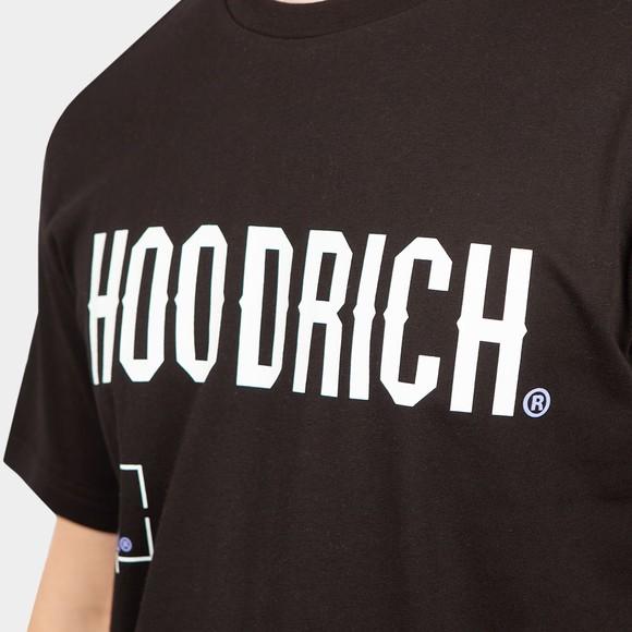 Hoodrich Mens Black Akira T-Shirt main image