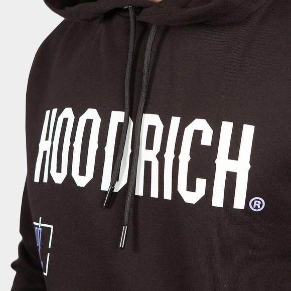 Hoodrich Mens Black Akira Hoodie main image