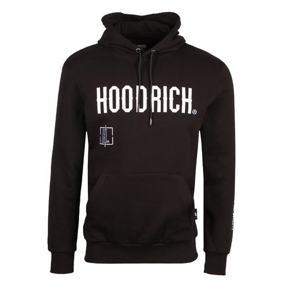 Hoodrich Mens Black Akira Hoodie