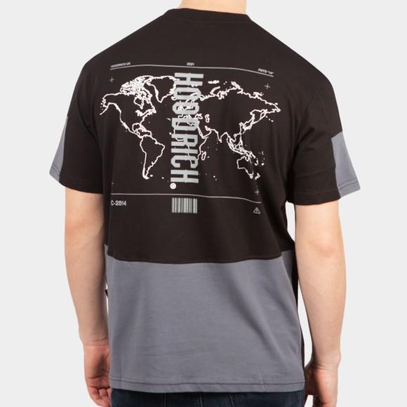 Hoodrich Mens Black Aspire T-Shirt main image