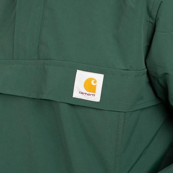 Carhartt WIP Mens Green Nimbus Pullover Jacket main image