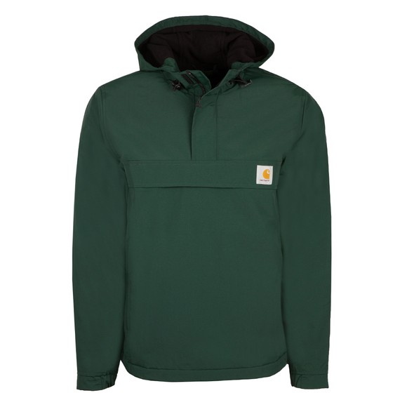 Carhartt WIP Mens Green Nimbus Pullover Jacket