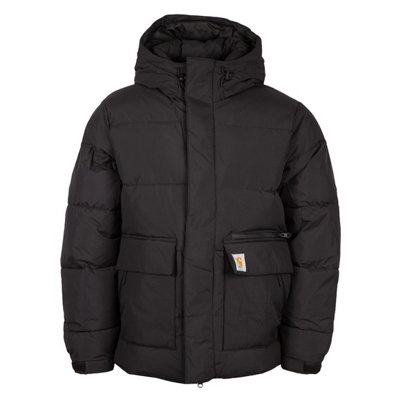 Carhartt WIP Mens Black Munro Jacket