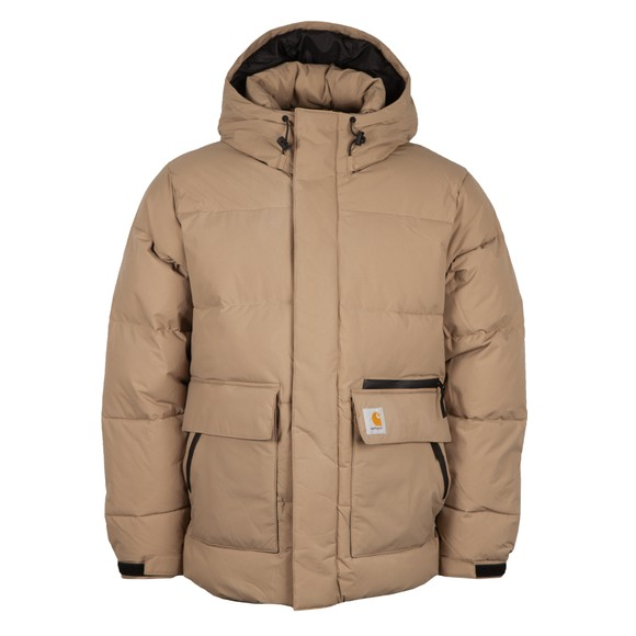 Carhartt WIP Mens Brown Munro Jacket