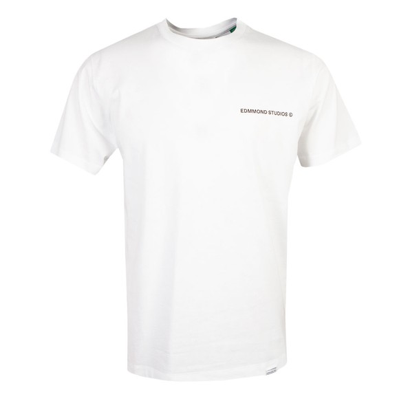 Edmmond Studios Mens White Veswa T-Shirt main image