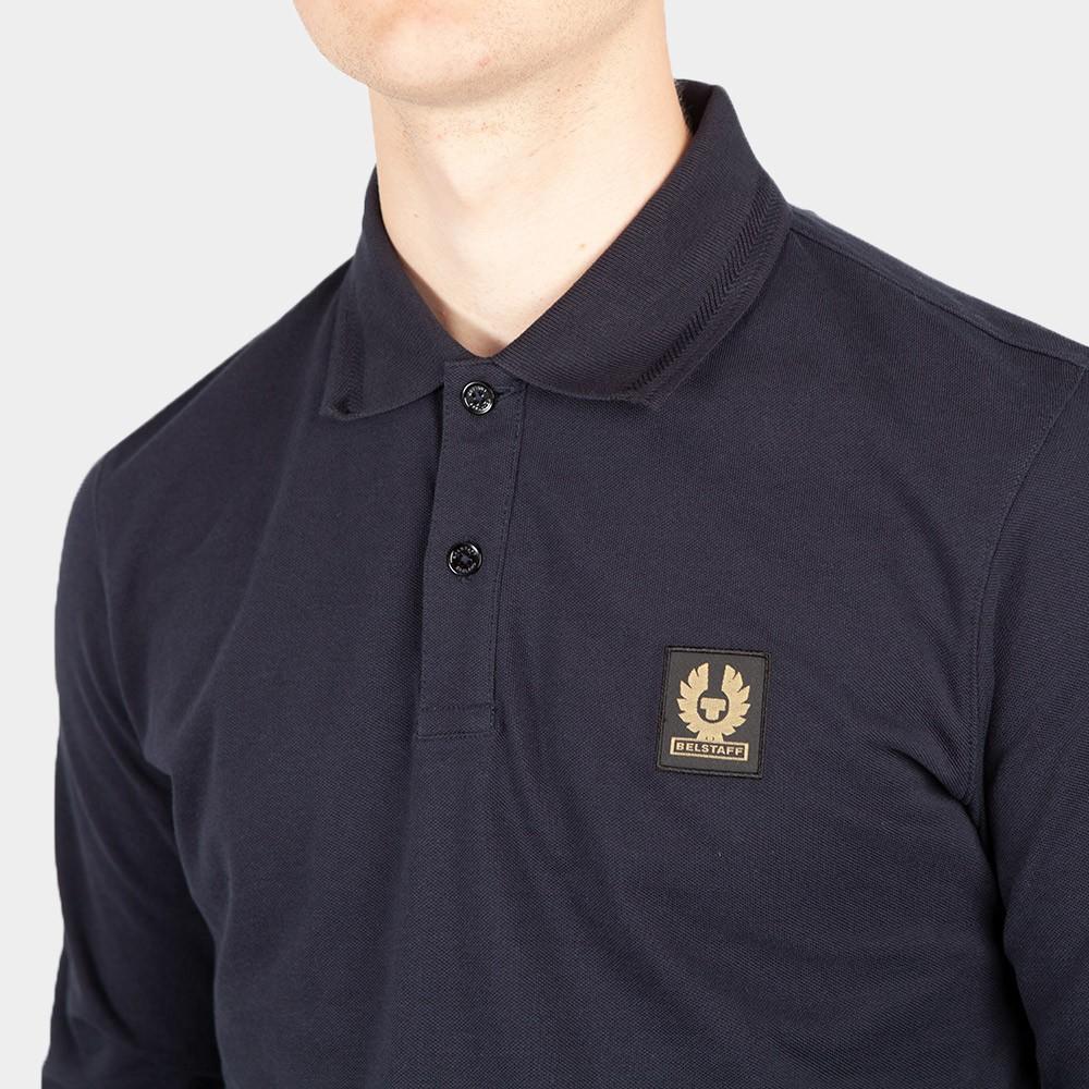 Essential Long Sleeve Polo Shirt main image