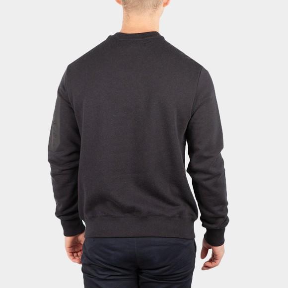 Esemplare Mens Black Crew Sweatshirt main image