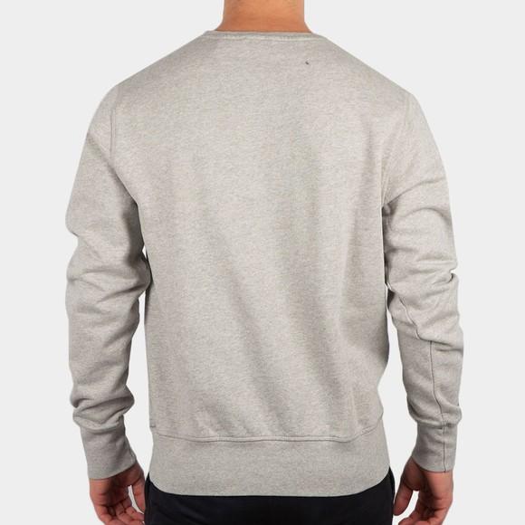Edmmond Studios Mens Grey Duck Hunt Sweatshirt main image
