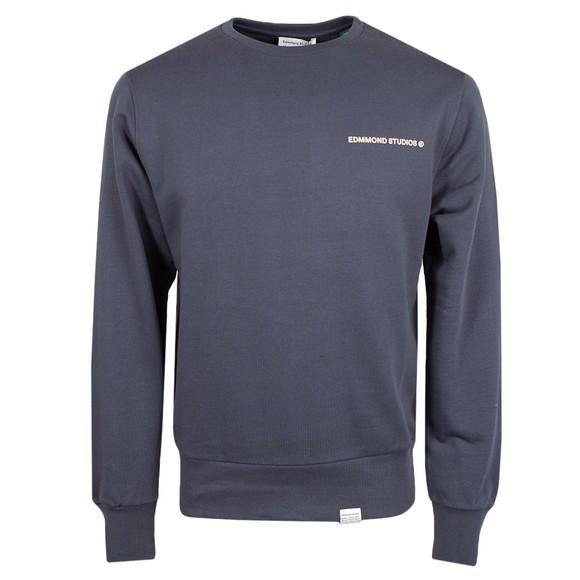 Edmmond Studios Mens Blue Veswa Sweatshirt