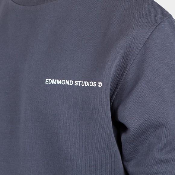 Edmmond Studios Mens Blue Veswa Sweatshirt main image