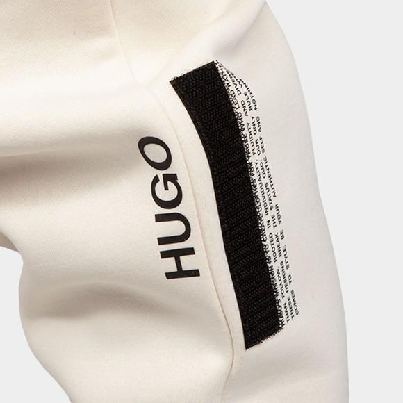 HUGO Mens Off-White Doldberg Jogger main image