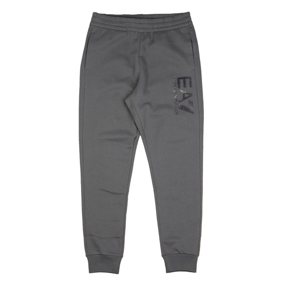 EA7 Emporio Armani Mens Grey Visibility Joggers