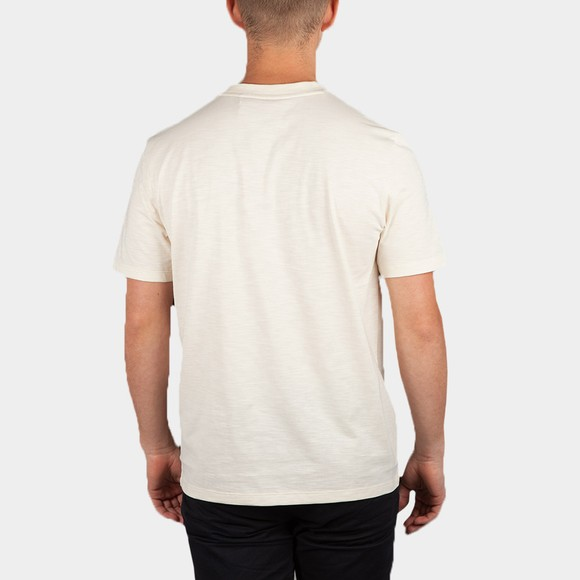 HUGO Mens Off-White Dasabi T Shirt main image