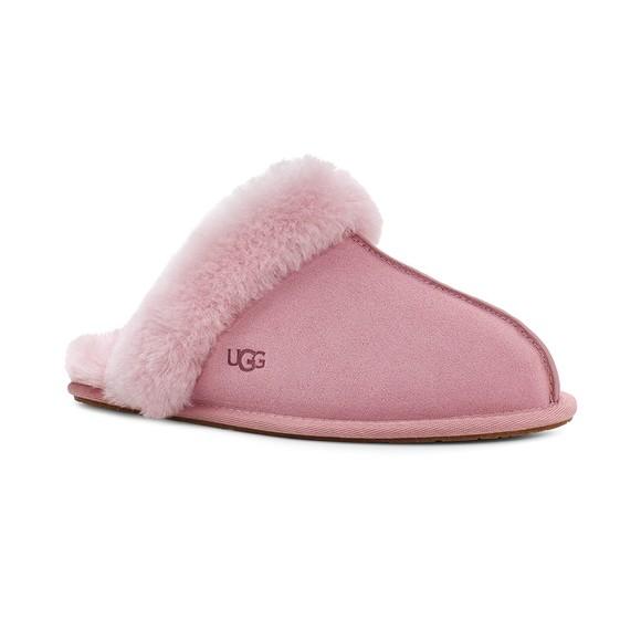 Ugg Womens Pink Scuffette II Slipper