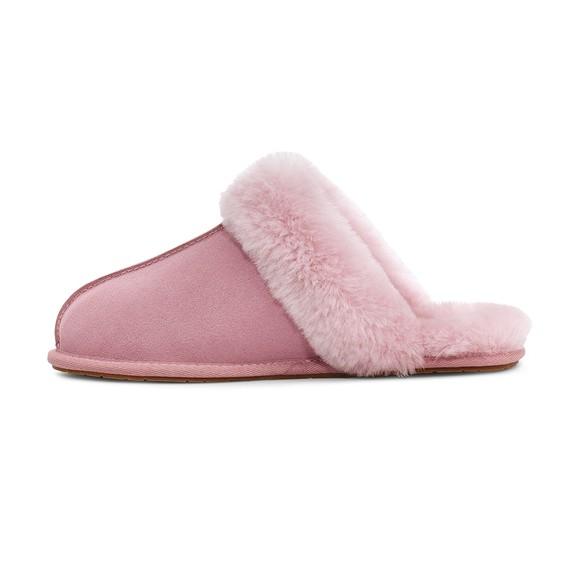 Ugg Womens Pink Scuffette II Slipper main image