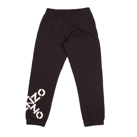 Kenzo Kids Boys Black K24069 Jogger