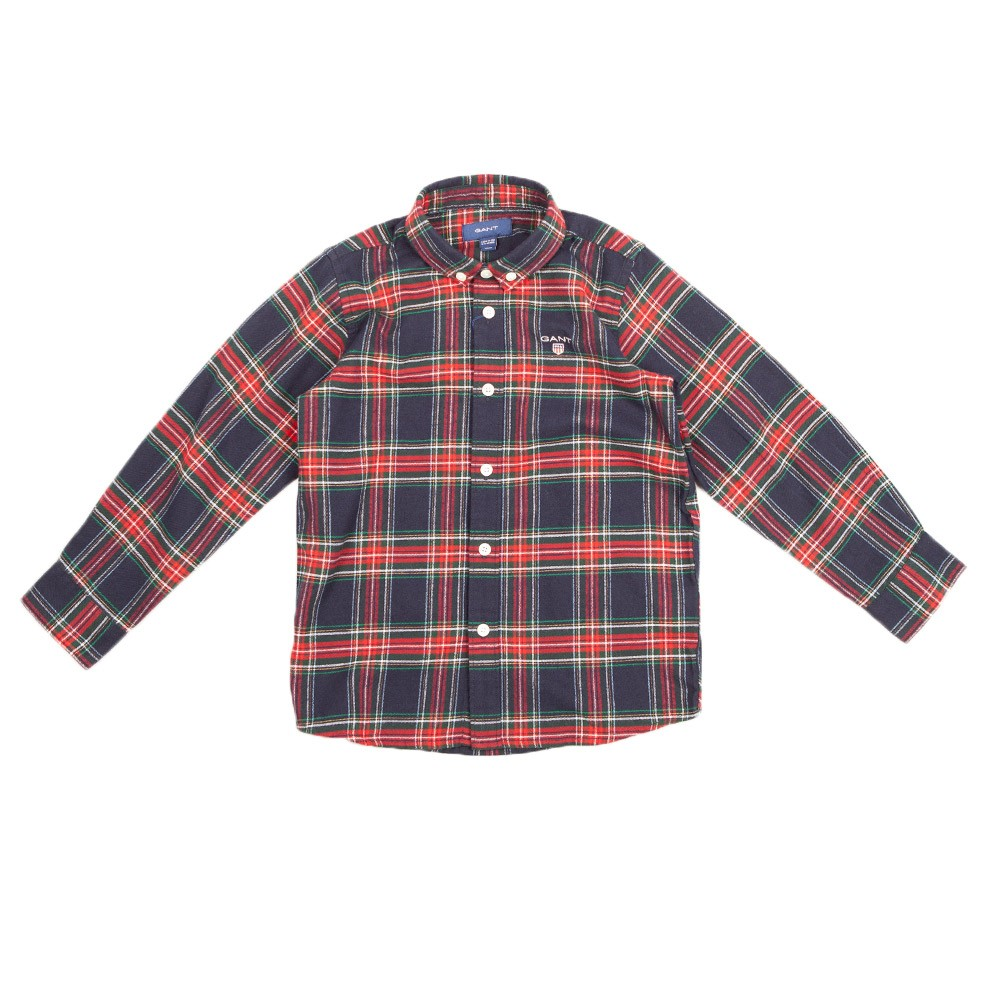 Plaid Flannel Shirt main image
