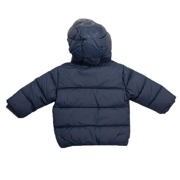 BOSS Baby Boys Blue J06237 Puffer Jacket