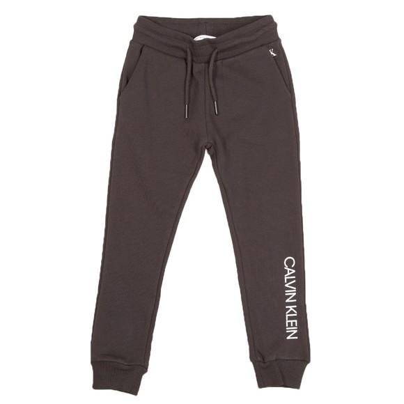 Calvin Klein Jeans Boys Black Essential Hawk Sweat Set main image