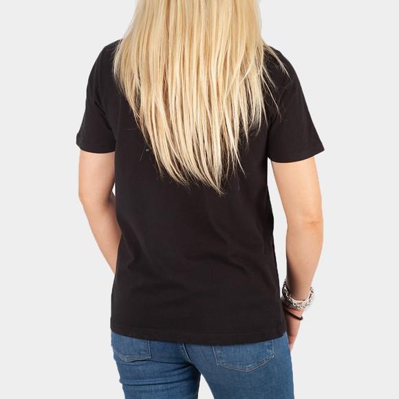 Superdry Womens Black Boho Sparkle T Shirt main image