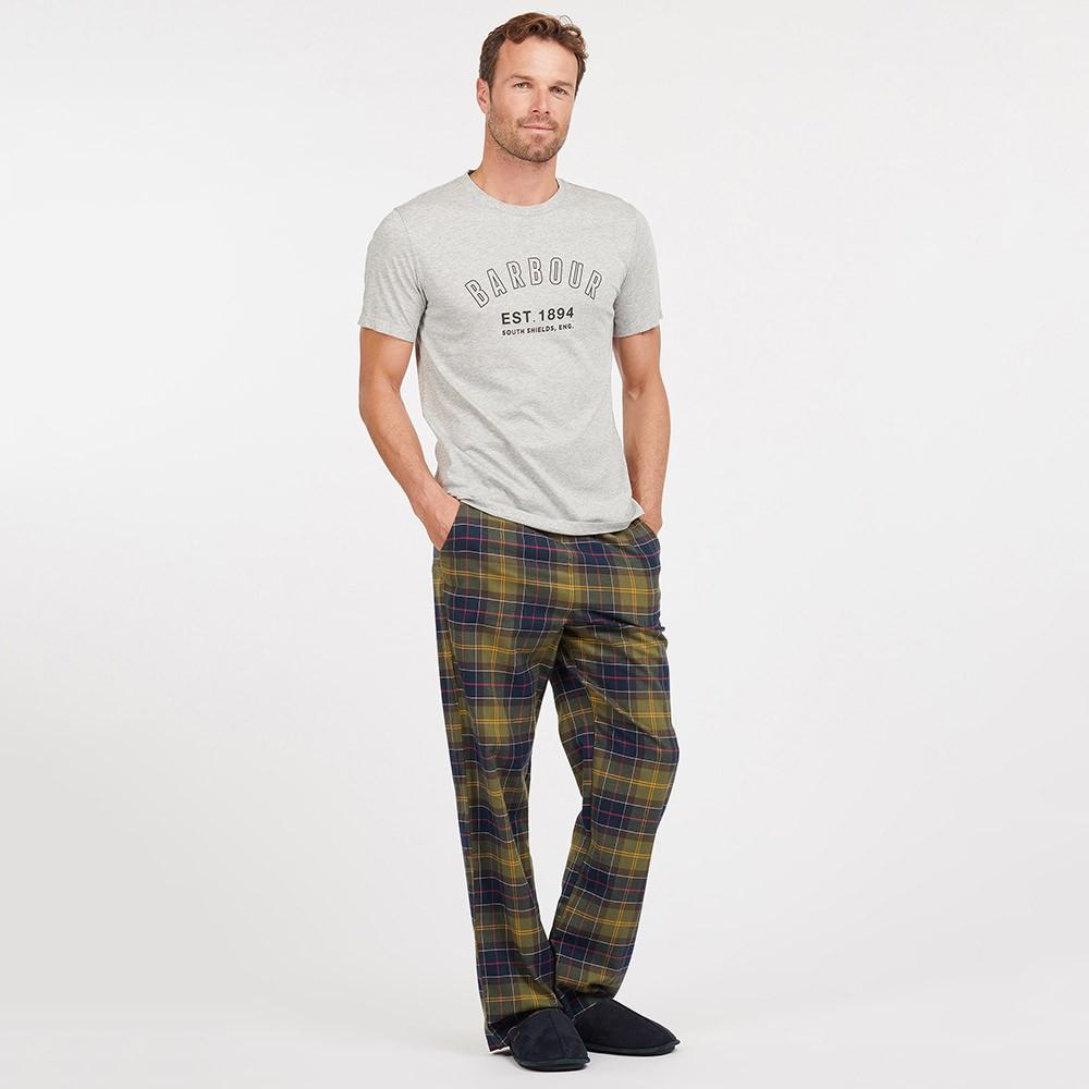 Glenn Tartan Pyjama Trouser main image