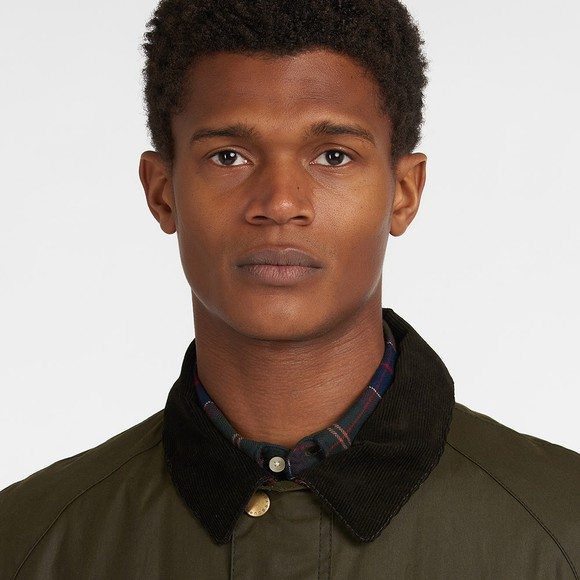 Barbour Lifestyle Mens Green Bodey Wax Jacket main image
