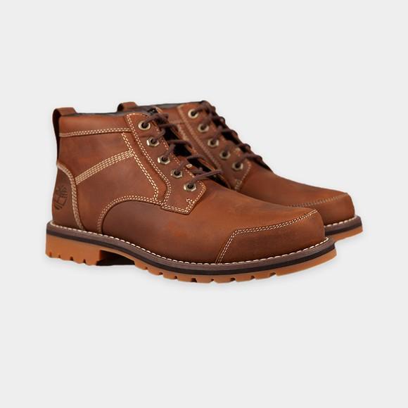 Timberland Mens Brown Larchmont WP Chukka Boot