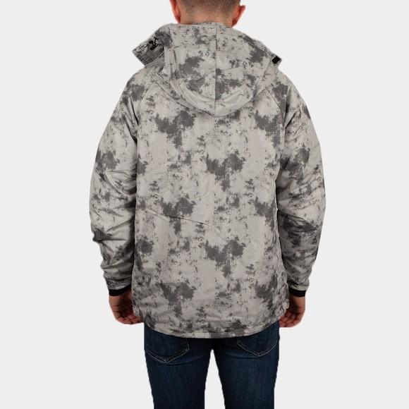 Weekend Offender Mens Grey Adesanya Jacket main image