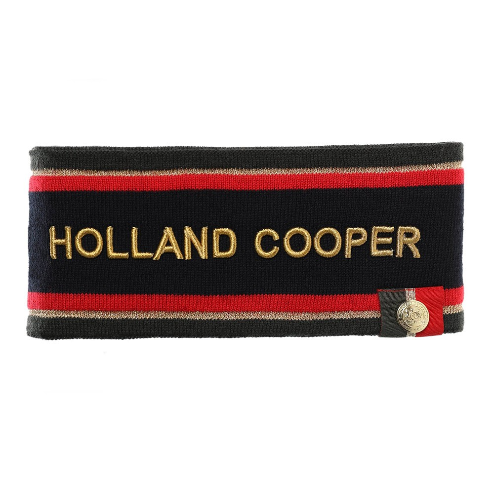 Iconic Tri Colour Headband