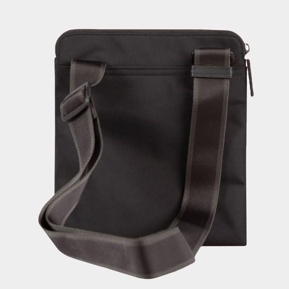 BOSS Mens Black Magnified S Shoulder Bag