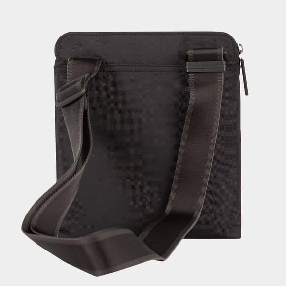BOSS Mens Black Hegon_S Zip Pouch Bag