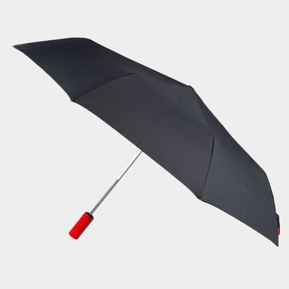 Hunter Unisex Blue Auto Compact Umbrella