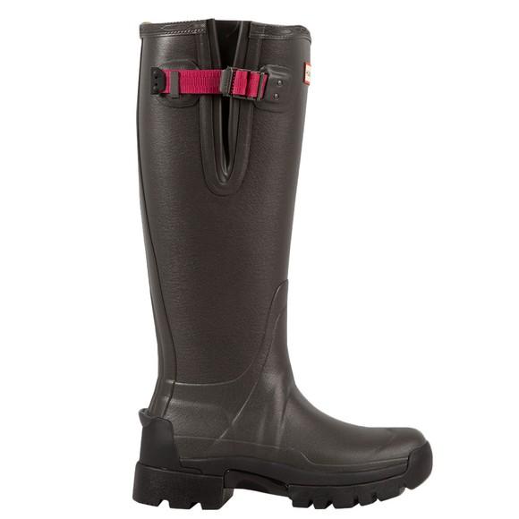 Hunter Womens Grey Balmoral 3MM Neoprene Side Adjustable Boot