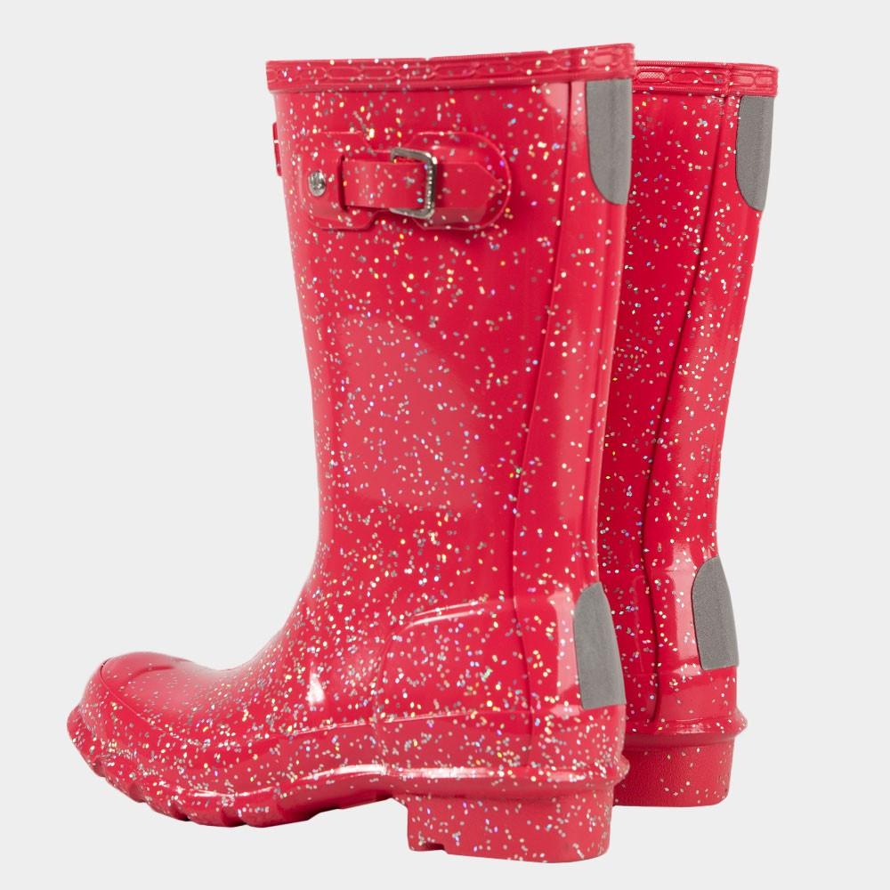 Giant Glitter Wellington Boot main image
