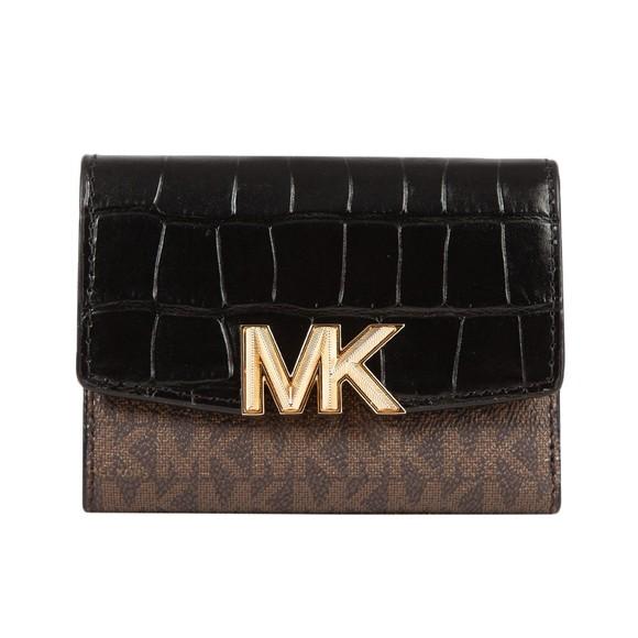 Michael Kors Womens Brown Karlie Purse
