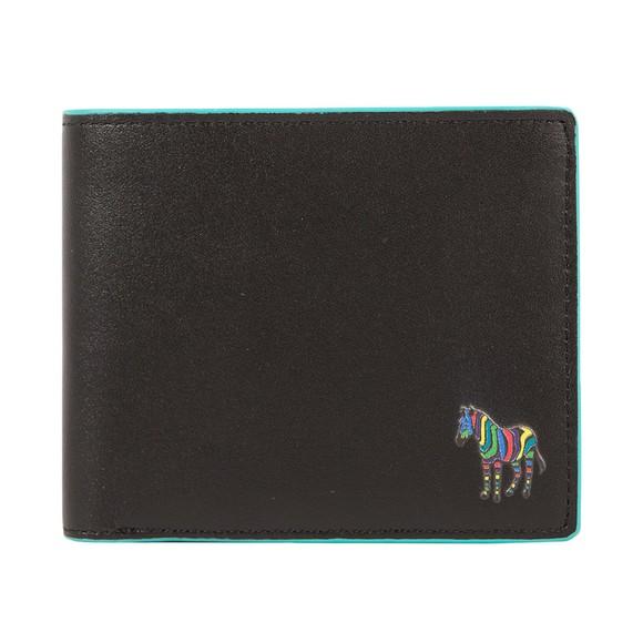 PS Paul Smith Mens Black Zebra Wallet
