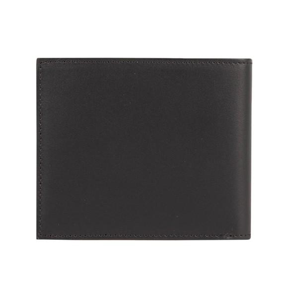 Paul Smith Mens Black Bifold Stripe Wallet