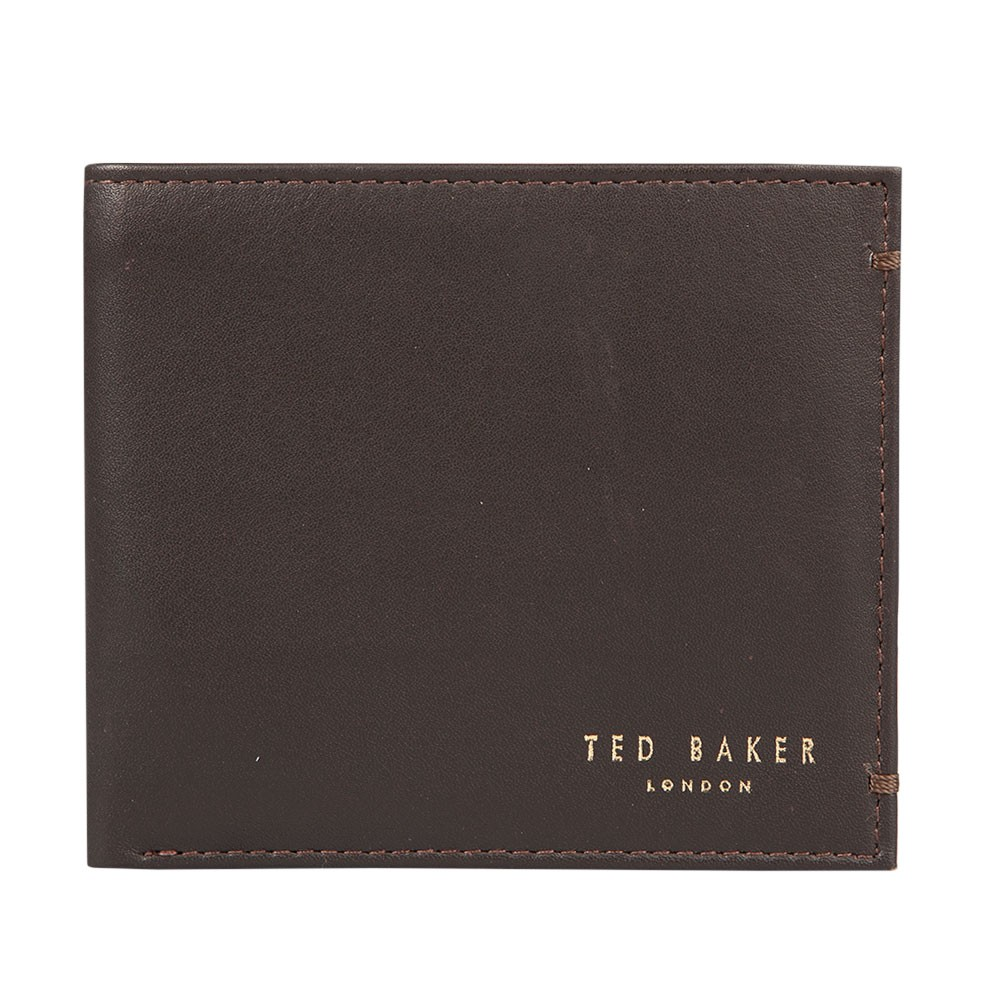 Core Bi-fold Coin Leather Wallet main image