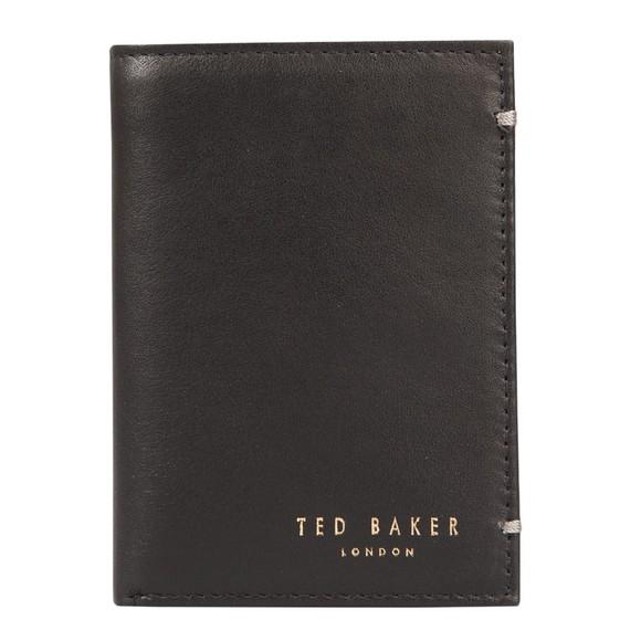 Ted Baker Mens Black Jonnys Core Mini Card Wallet main image