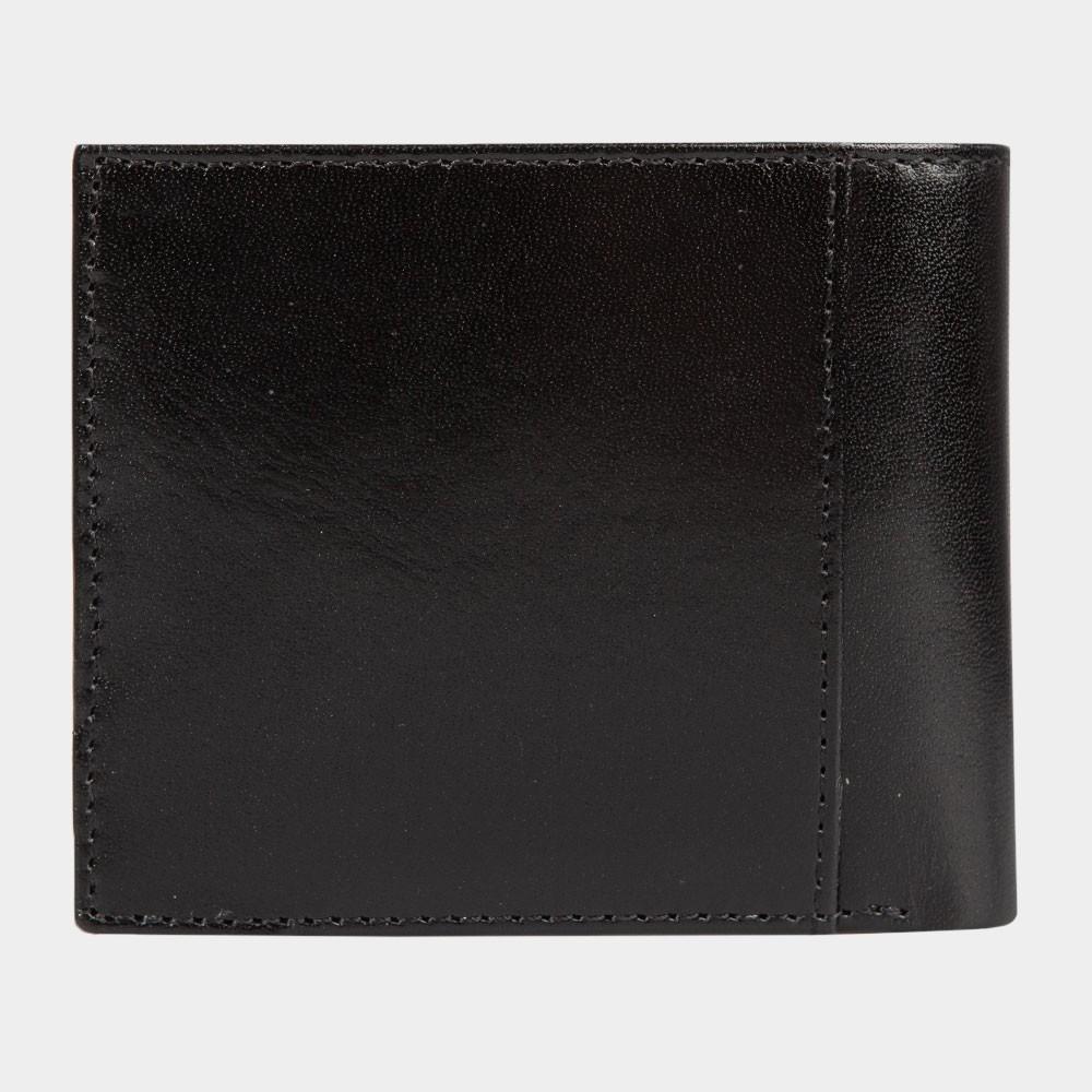 Korning Metal Corner Black Wallet main image