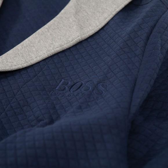 BOSS Bodywear Mens Blue Limited Robe