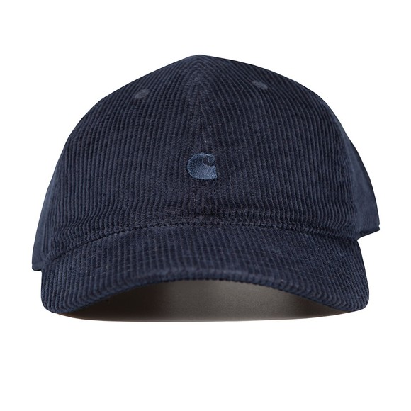 Carhartt WIP Mens Blue Harlem Cap
