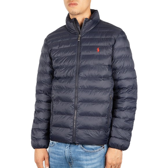 Polo Ralph Lauren Mens Blue Terra Poly Jacket