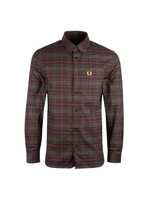 Tonal Tartan Shirt