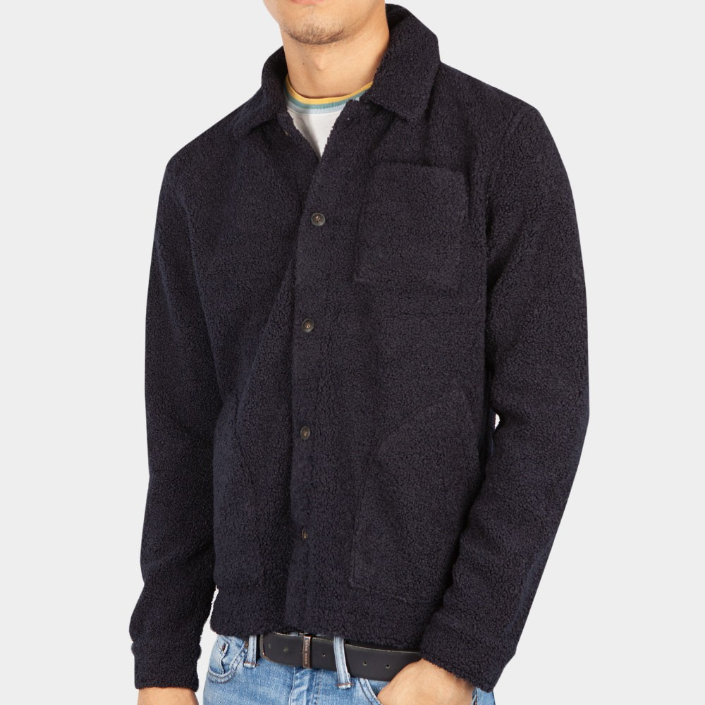 Ian Teddy Hybrid Wool Jacket main image