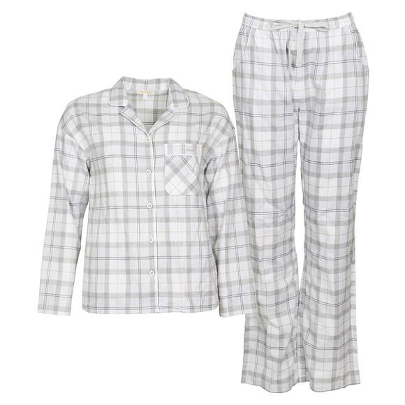 Barbour Lifestyle Womens Grey Ellery Pyjama Set