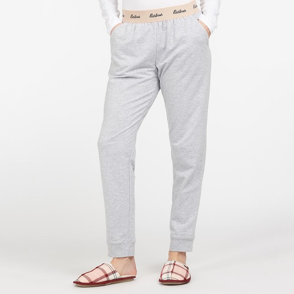 Barbour Lifestyle Womens Grey Lot Loungewear Jogger