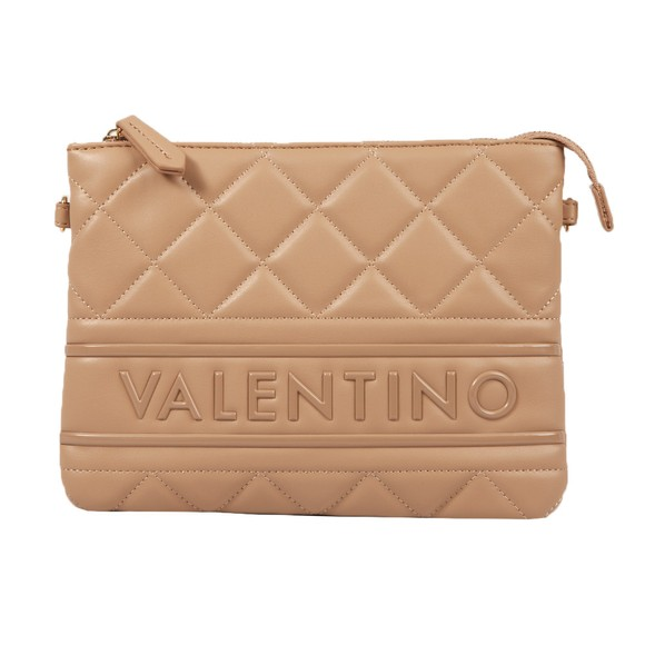 Valentino Bags Womens Brown Ada Soft Cosmetic Case