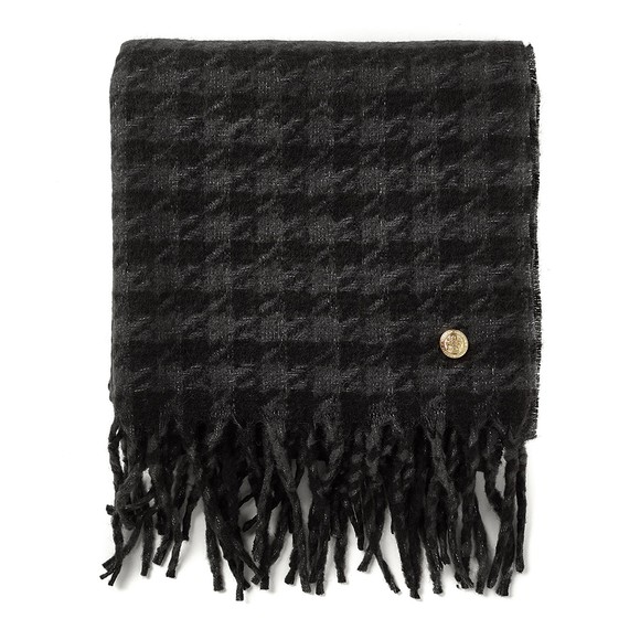 Holland Cooper Womens Grey Chelsea Scarf