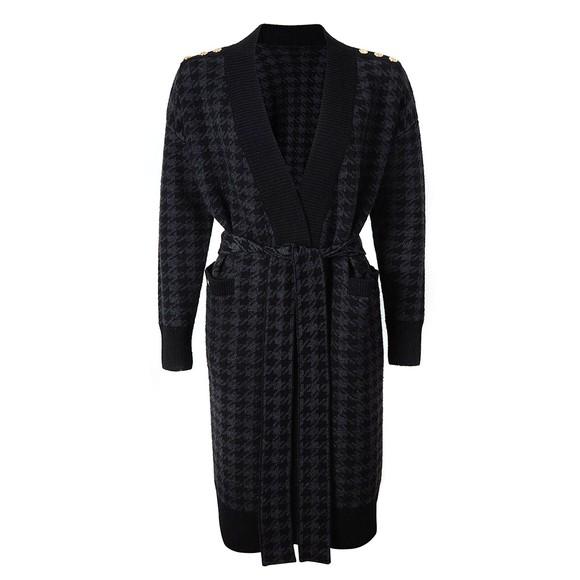 Holland Cooper Womens Grey Windsor Heritage Cardigan